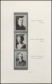 Page 8, 1917 Edition, Tillamook High School - Kilchis Yearbook (Tillamook, OR) online yearbook collection