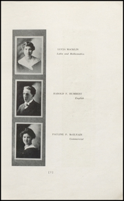 Page 9, 1917 Edition, Tillamook High School - Kilchis Yearbook (Tillamook, OR) online yearbook collection