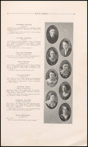 Page 11, 1923 Edition, Tillamook High School - Kilchis Yearbook (Tillamook, OR) online yearbook collection