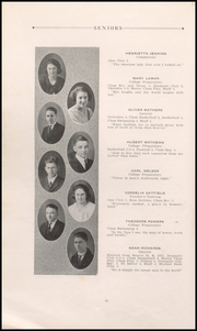 Page 12, 1923 Edition, Tillamook High School - Kilchis Yearbook (Tillamook, OR) online yearbook collection