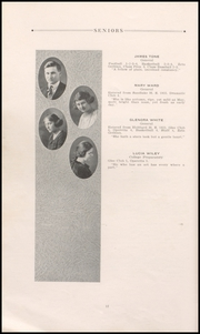Page 14, 1923 Edition, Tillamook High School - Kilchis Yearbook (Tillamook, OR) online yearbook collection