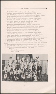 Page 17, 1923 Edition, Tillamook High School - Kilchis Yearbook (Tillamook, OR) online yearbook collection
