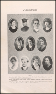 Page 8, 1923 Edition, Tillamook High School - Kilchis Yearbook (Tillamook, OR) online yearbook collection