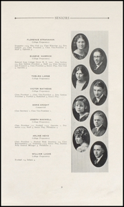 Page 11, 1924 Edition, Tillamook High School - Kilchis Yearbook (Tillamook, OR) online yearbook collection