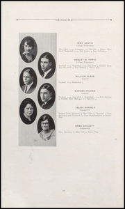 Page 12, 1924 Edition, Tillamook High School - Kilchis Yearbook (Tillamook, OR) online yearbook collection