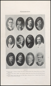 Page 8, 1924 Edition, Tillamook High School - Kilchis Yearbook (Tillamook, OR) online yearbook collection