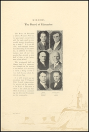 Page 17, 1928 Edition, Tillamook High School - Kilchis Yearbook (Tillamook, OR) online yearbook collection