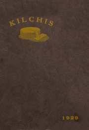 Page 1, 1929 Edition, Tillamook High School - Kilchis Yearbook (Tillamook, OR) online yearbook collection