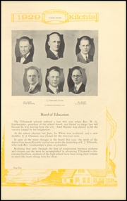 Page 13, 1929 Edition, Tillamook High School - Kilchis Yearbook (Tillamook, OR) online yearbook collection