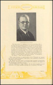 Page 14, 1929 Edition, Tillamook High School - Kilchis Yearbook (Tillamook, OR) online yearbook collection