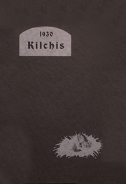 Page 1, 1930 Edition, Tillamook High School - Kilchis Yearbook (Tillamook, OR) online yearbook collection