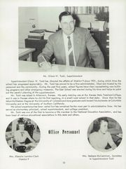 Page 14, 1955 Edition, Tillamook High School - Kilchis Yearbook (Tillamook, OR) online yearbook collection