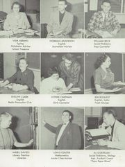 Page 17, 1955 Edition, Tillamook High School - Kilchis Yearbook (Tillamook, OR) online yearbook collection