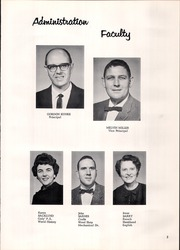 Page 9, 1962 Edition, Dallas High School - Dragon Yearbook (Dallas, OR) online yearbook collection