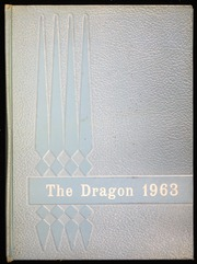 1963 Edition, Dallas High School - Dragon Yearbook (Dallas, OR)