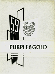 Page 1, 1959 Edition, Hermiston High School - Purple and Gold Yearbook (Hermiston, OR) online yearbook collection
