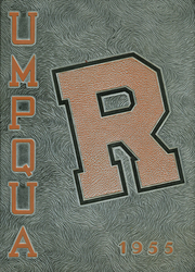 Page 1, 1955 Edition, Roseburg High School - Umpqua Yearbook (Roseburg, OR) online yearbook collection