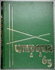 1965 Edition, Roseburg High School - Umpqua Yearbook (Roseburg, OR)