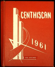 1961 Edition, Centennial High School - Centhiscan Yearbook (Gresham, OR)