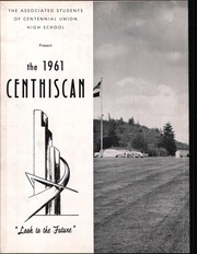 Page 6, 1961 Edition, Centennial High School - Centhiscan Yearbook (Gresham, OR) online yearbook collection