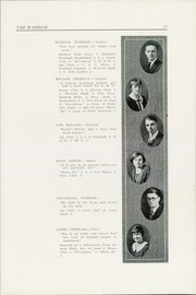 Page 13, 1925 Edition, Lebanon Union High School - Warrior Yearbook (Lebanon, OR) online yearbook collection