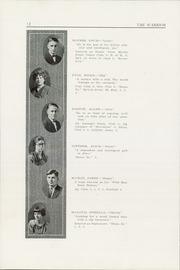 Page 14, 1925 Edition, Lebanon Union High School - Warrior Yearbook (Lebanon, OR) online yearbook collection