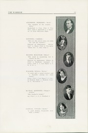 Page 15, 1925 Edition, Lebanon Union High School - Warrior Yearbook (Lebanon, OR) online yearbook collection