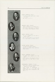 Page 16, 1925 Edition, Lebanon Union High School - Warrior Yearbook (Lebanon, OR) online yearbook collection