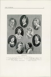 Page 9, 1925 Edition, Lebanon Union High School - Warrior Yearbook (Lebanon, OR) online yearbook collection