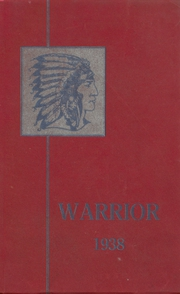 Lebanon Union High School - Warrior Yearbook (Lebanon, OR) online yearbook collection, 1938 Edition, Page 1