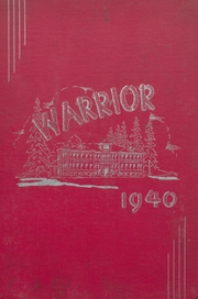 Lebanon Union High School - Warrior Yearbook (Lebanon, OR) online yearbook collection, 1940 Edition, Page 1