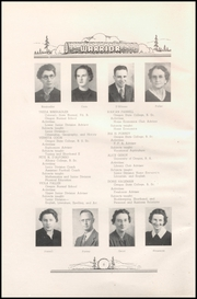 Page 12, 1940 Edition, Lebanon Union High School - Warrior Yearbook (Lebanon, OR) online yearbook collection