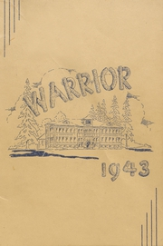 Lebanon Union High School - Warrior Yearbook (Lebanon, OR) online yearbook collection, 1943 Edition, Page 1