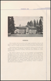 Page 7, 1943 Edition, Lebanon Union High School - Warrior Yearbook (Lebanon, OR) online yearbook collection