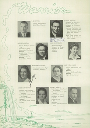 Page 12, 1945 Edition, Lebanon Union High School - Warrior Yearbook (Lebanon, OR) online yearbook collection