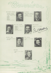 Page 15, 1945 Edition, Lebanon Union High School - Warrior Yearbook (Lebanon, OR) online yearbook collection