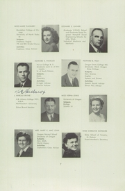 Page 13, 1946 Edition, Lebanon Union High School - Warrior Yearbook (Lebanon, OR) online yearbook collection