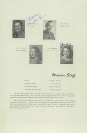 Page 7, 1946 Edition, Lebanon Union High School - Warrior Yearbook (Lebanon, OR) online yearbook collection