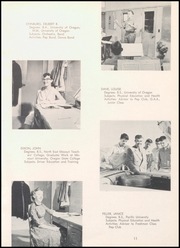 Page 15, 1958 Edition, Lebanon Union High School - Warrior Yearbook (Lebanon, OR) online yearbook collection