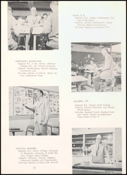 Page 16, 1958 Edition, Lebanon Union High School - Warrior Yearbook (Lebanon, OR) online yearbook collection