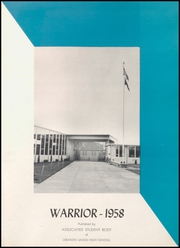 Page 5, 1958 Edition, Lebanon Union High School - Warrior Yearbook (Lebanon, OR) online yearbook collection