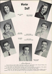 Page 11, 1959 Edition, Lebanon Union High School - Warrior Yearbook (Lebanon, OR) online yearbook collection