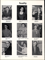 Page 10, 1958 Edition, Reynolds High School - Lancers Legend Yearbook (Troutdale, OR) online yearbook collection