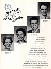 Page 14, 1958 Edition, Reynolds High School - Lancers Legend Yearbook (Troutdale, OR) online yearbook collection