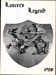 Page 7, 1958 Edition, Reynolds High School - Lancers Legend Yearbook (Troutdale, OR) online yearbook collection