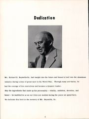 Page 8, 1958 Edition, Reynolds High School - Lancers Legend Yearbook (Troutdale, OR) online yearbook collection