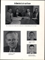 Page 9, 1958 Edition, Reynolds High School - Lancers Legend Yearbook (Troutdale, OR) online yearbook collection