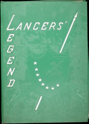 1964 Edition, Reynolds High School - Lancers Legend Yearbook (Troutdale, OR)