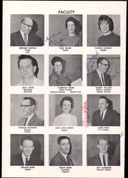 Page 12, 1964 Edition, Reynolds High School - Lancers Legend Yearbook (Troutdale, OR) online yearbook collection