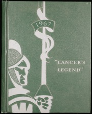 1967 Edition, Reynolds High School - Lancers Legend Yearbook (Troutdale, OR)